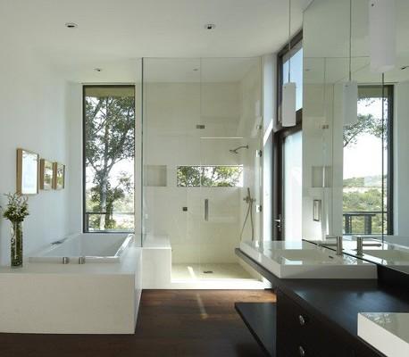 Badkamer met veel licht