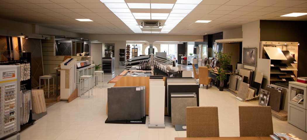 Bezoek onze showroom aan de Tolstraat