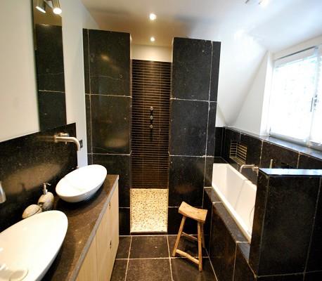 Badkamer realisatie nieuwe badkamer