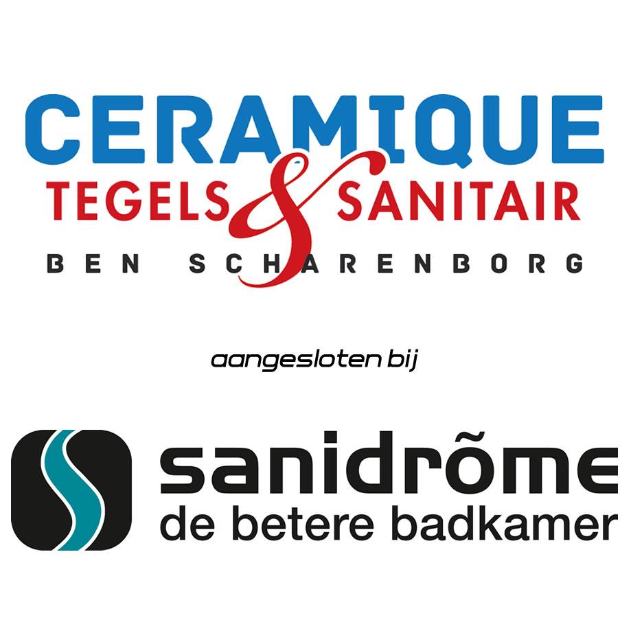 Ceramique sluit zich aan bij Sanidrome, de betere badkamer