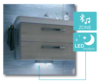 Pelipal music zone sound module