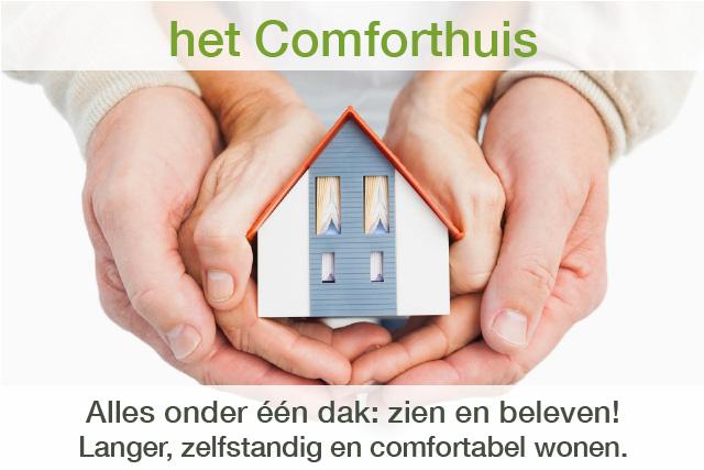 Langer zelfstandig en comfortabel wonen.